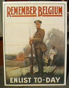 Remember Belgium Enlist Today