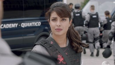Priyanka Chopra stars as Alex Parrish in